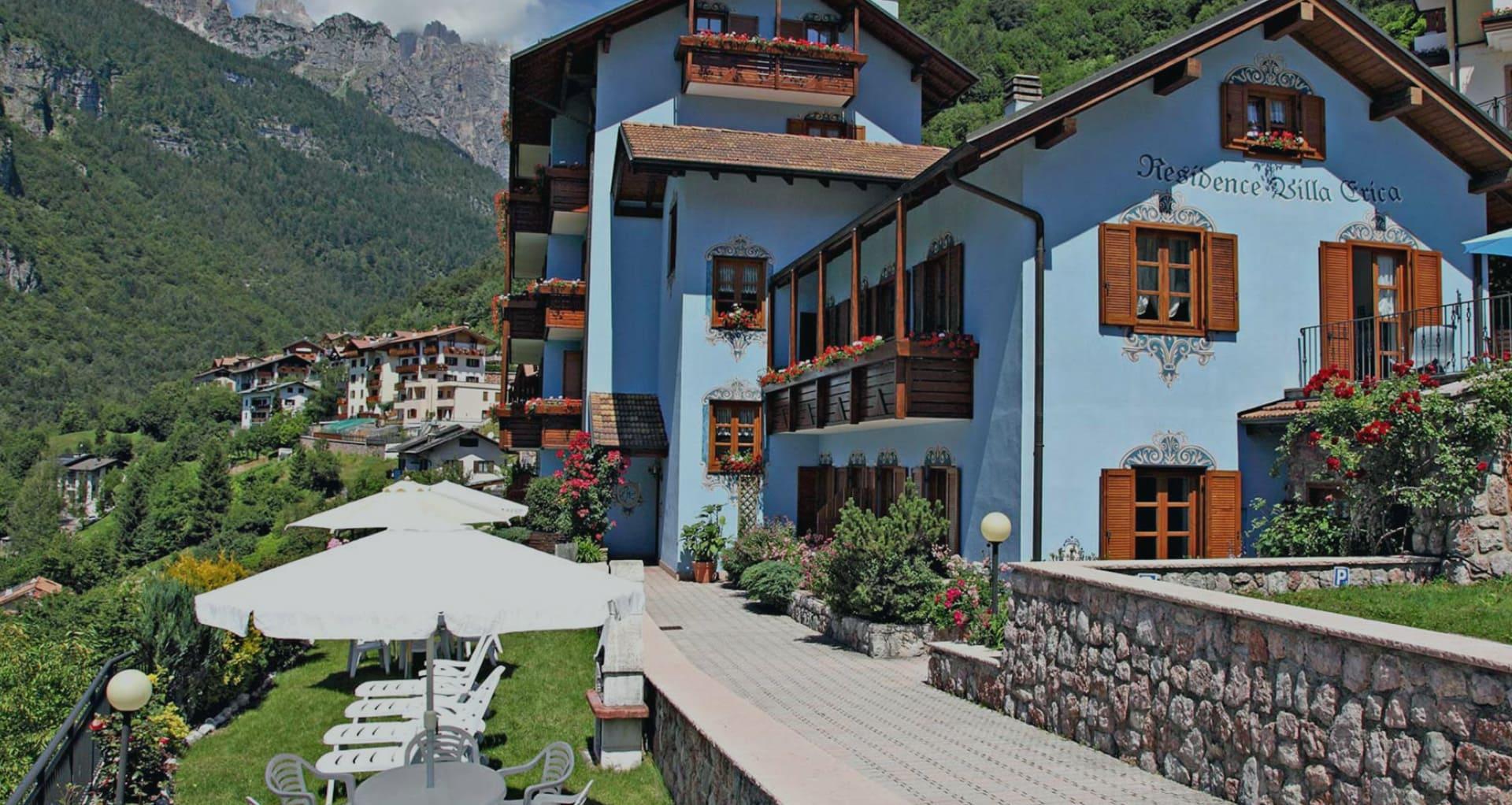 villa-erica-residence-molveno
